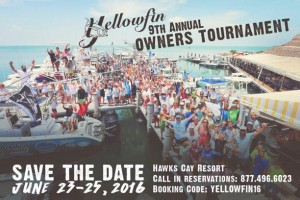 Yellowfin 9th Annual Owners Tournament